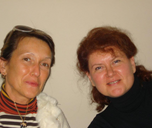 Dr. Ivica Flis Smaka in dr. Vesna Marković