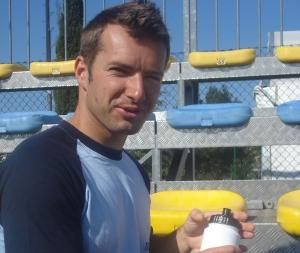 Severin Lipovšek, kondicijski trener